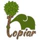 topiar.net / САДОВИЙ ЦЕНТР КАРКАСНЕ ТОПІАРІ СТРИЖКА РОСЛИН